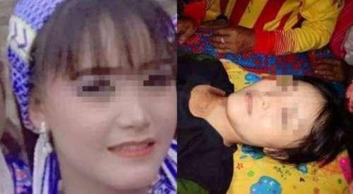 娛樂圈年輕女星拍戲出現意外,當場中彈身亡,年僅19歲,太可惜了