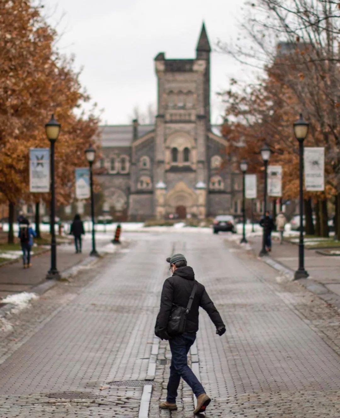 全世界学子趋之若鹜的名校!在多伦多大学,领略北美顶尖学府的魅力!
