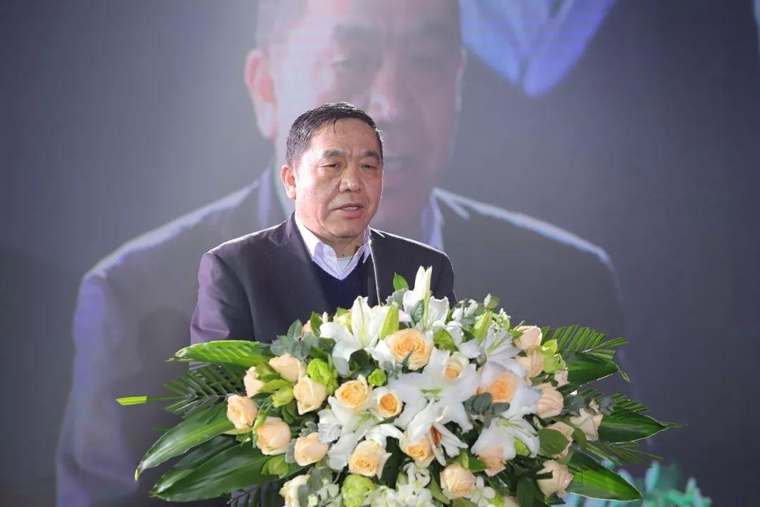 九州通医药集团董事局主席刘宝林致辞图片