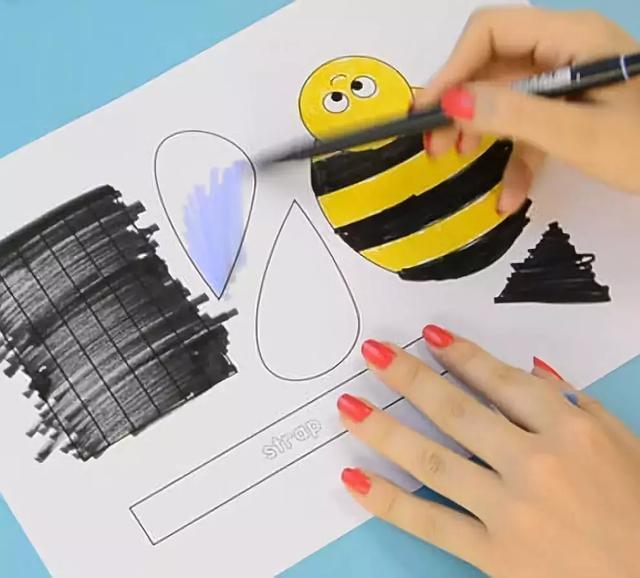 小小传承人:幼儿园环创萌萌哒创意手工,超简单哦!图片