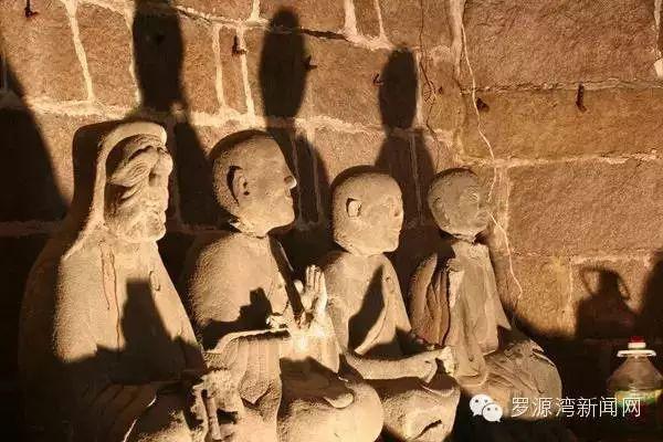 手绘古风佛教