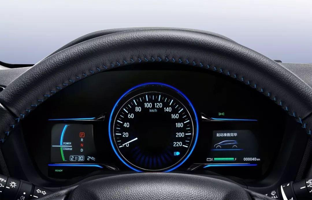 一次发布两款新能源SUV广汽本田电动化战略提速
