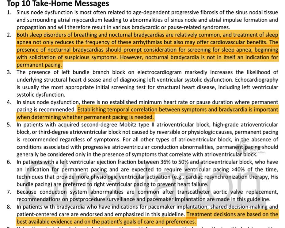 基于《18年心動過緩和心臟傳導延遲評估管理指南》一例起搏器拔除