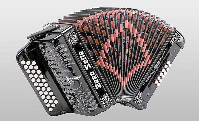 零基础如何学习手风琴?图片