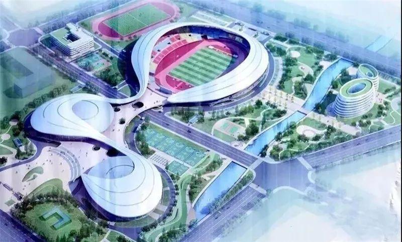 天水市体育中心项目最新进展来了,关于