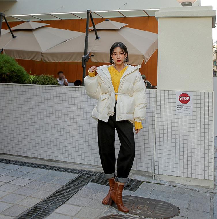女式秋冬毛衣