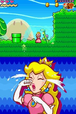 马里奥救出公主_马里奥为什么总在救公主?_碧琪公主