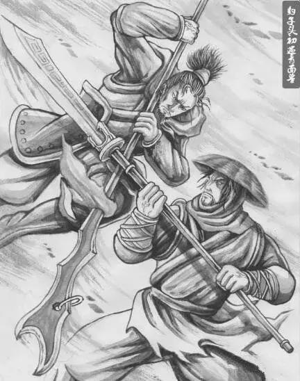 600年失传的 水浒第一刀 ,梁山好汉爱不释手的兵器