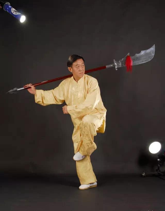 陈氏太极拳——脚(出,震,踢)图片