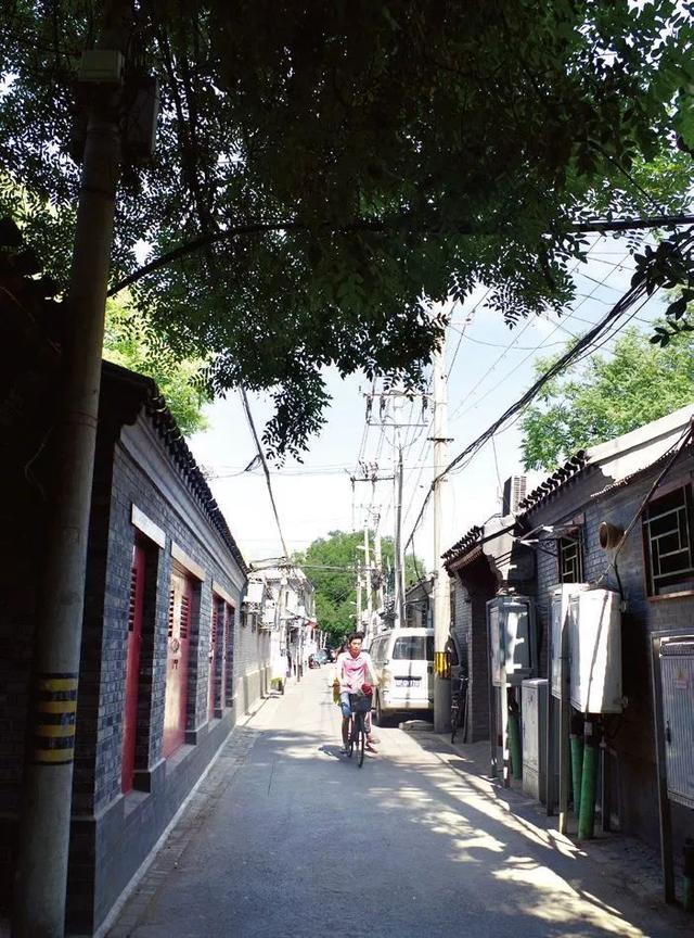 沒到過這幾條胡同,就不算你懂北京|走進一座城,發現一座城