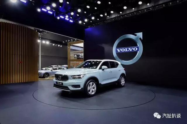 价格下探将与宝马X1奥迪Q3竞争全新沃尔沃XC40明年国产上市_广西