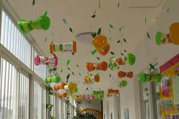 饮料瓶手工制作吊饰