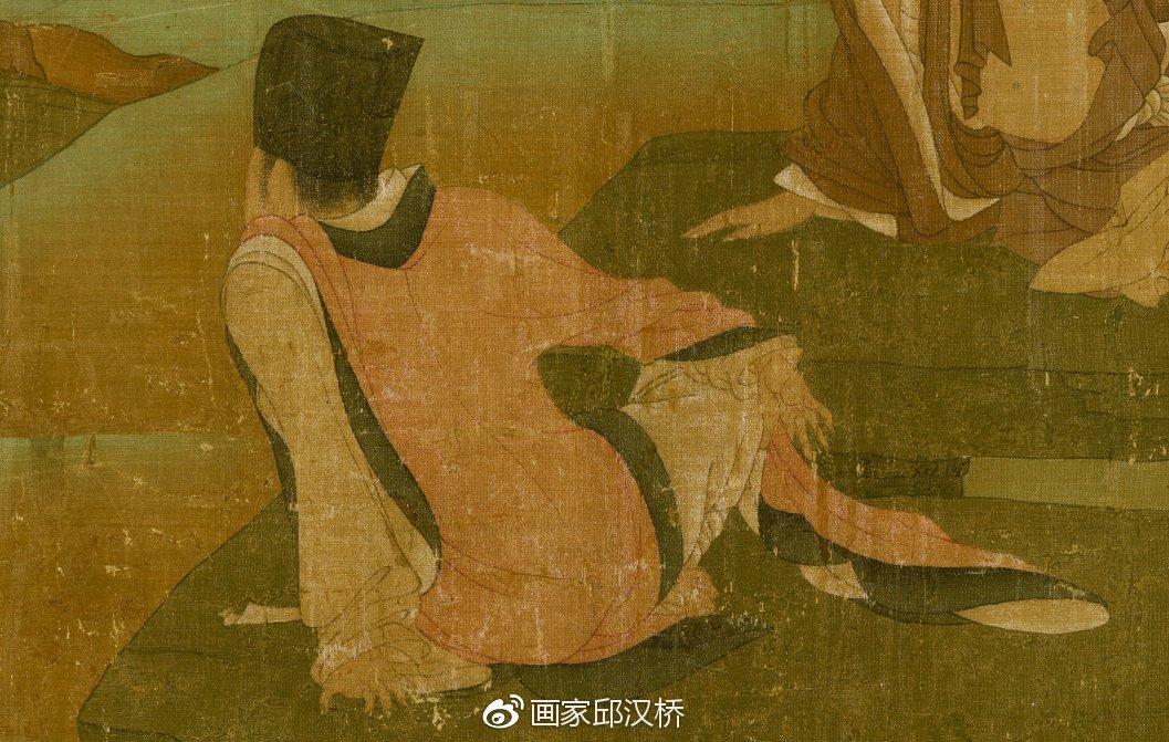 汉桥话画:韩干《神骏图》极富诗意的浪漫主义和写实主义结合