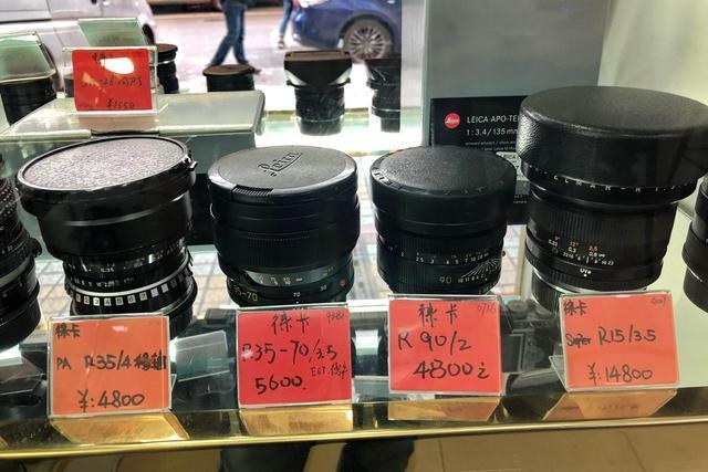 你家还有胶片相机吗?看看这些老相机还能卖多少钱?