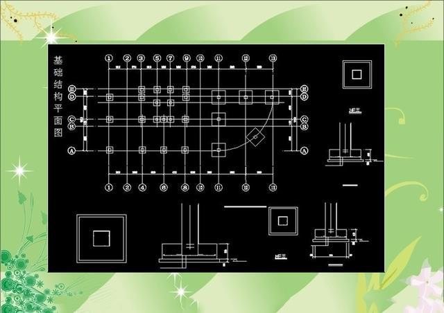 cad钢筋字体_查看cad建筑图纸,建筑师带你如何看懂钢筋符号