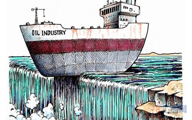 布伦特原油刷新近一年低点,这是逼OPEC出手限闸的节奏