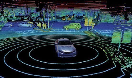 激光雷达产业的巨人自动驾驶汽车系列专题_陕西快乐十分l开奖结果