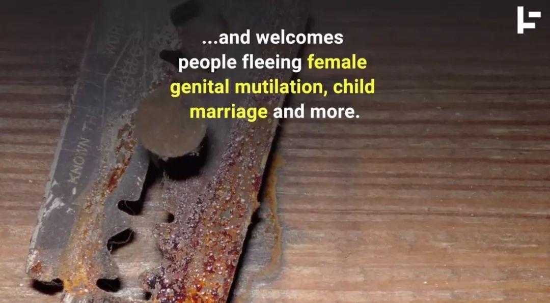 反割礼,反压迫,女性同胞在肯尼亚建起一个真正的