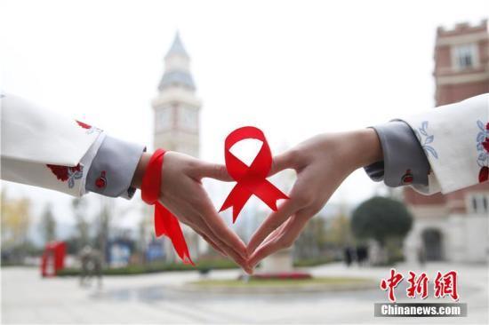 中国艾滋病人多吗_如何防控艾滋病异性传播?中国多措并举保低流行_措施