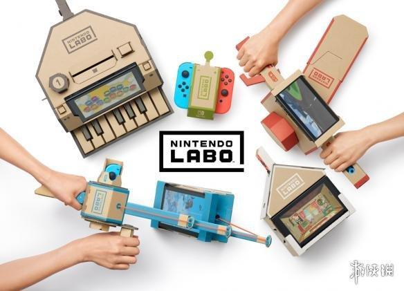 《Labo Toy-Con 01: 組合套裝》中文版發售日公布