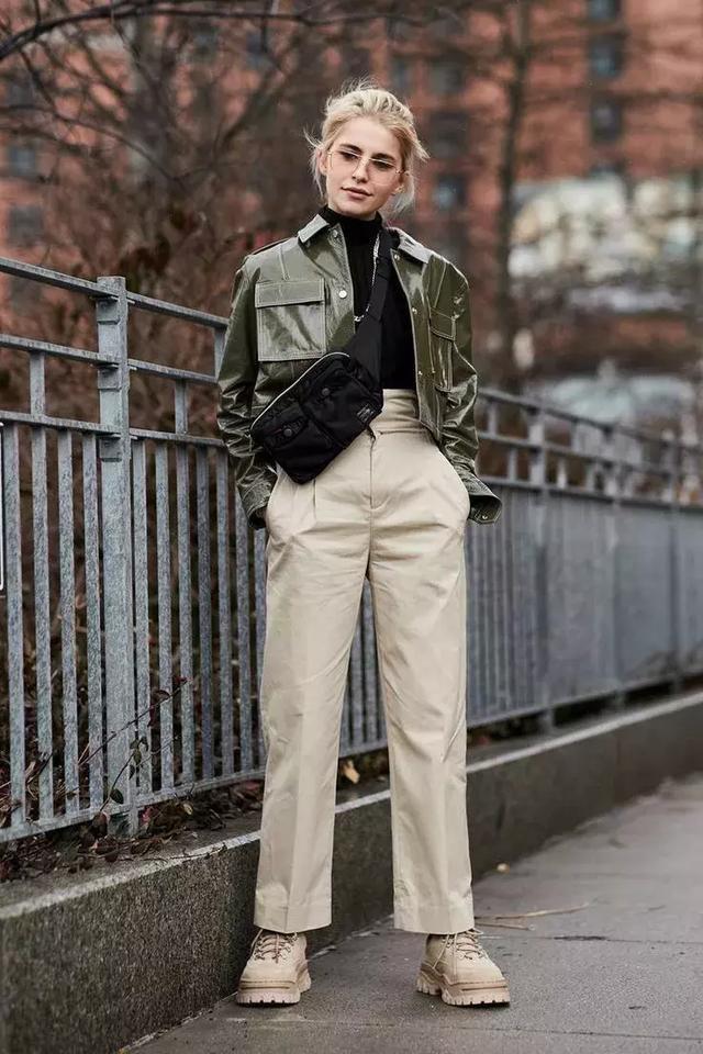 小粗腿的25套冬日教科書穿法,幫你完美隱藏,顯得腿又細又長