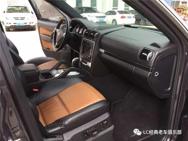 SUV阵营中的超级跑车保时捷CayenneTurboS_腾讯分分彩投注