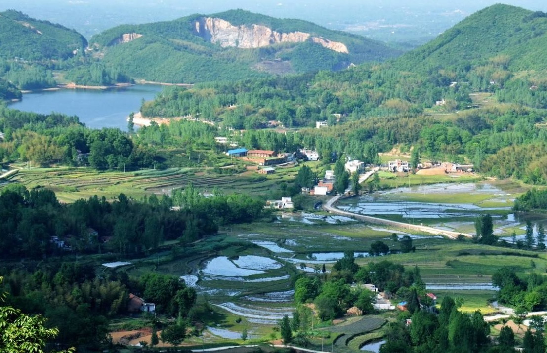 河南人口最大的县_河南人口分布图