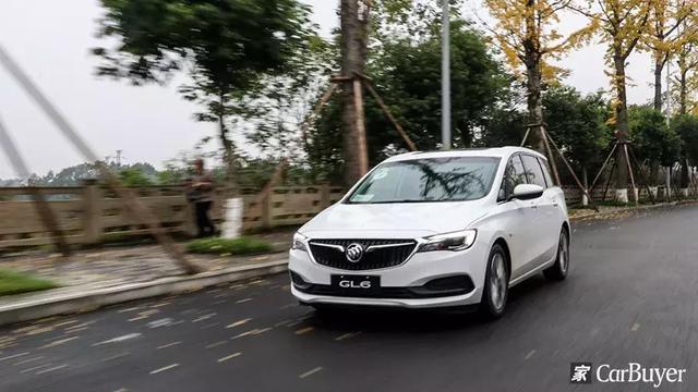 抛弃轿车和SUV概念看别克GL6带来的家用车全新定义_广东快乐十分