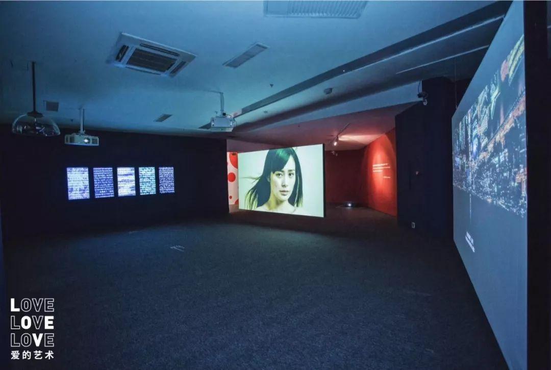 草间弥生、小野洋子、等 四大艺术女王为爱集结,中国首个爱的艺