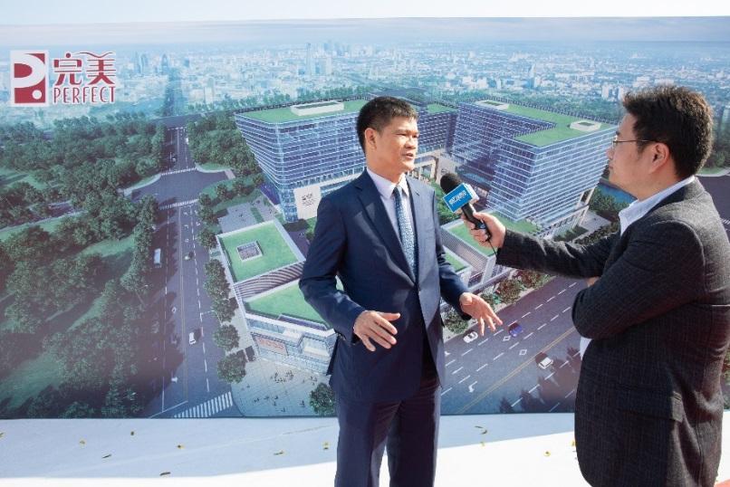 投资10亿元,虹桥完美中心正式开工建设-焦点中国网
