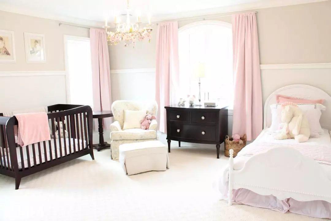 明星嬰兒房奢華堪比皇室公主,其實,這個才是第一原則