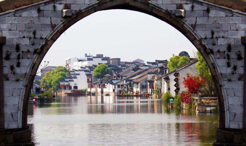 震泽古镇:苏州最有味道的古镇