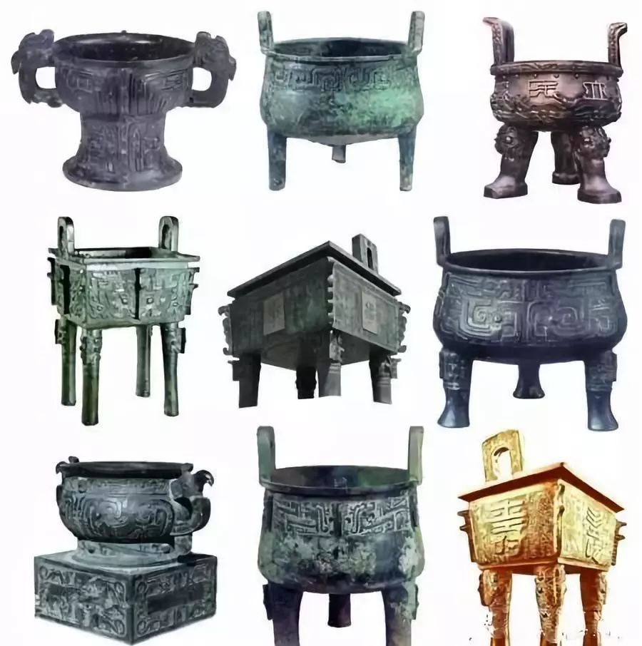 消失无踪的9大镇国之宝,有3件都可能在秦始皇陵中图片