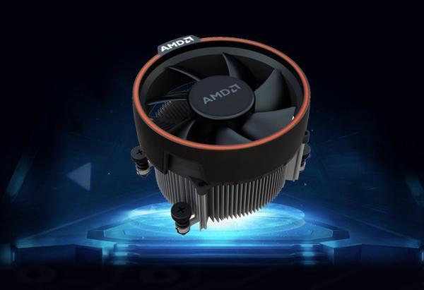 銳龍7 2700/5 2600X限時禮包:送幽靈Max頂級散熱器