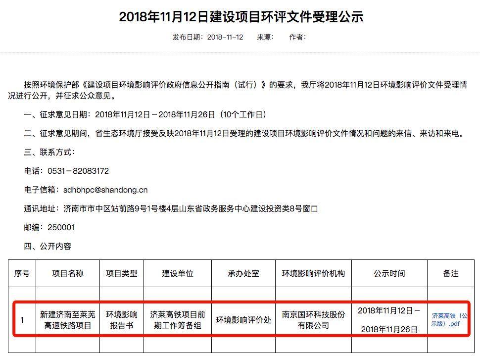 聊城城际铁路规划图_济莱高铁站点、济南段路线、运行时间、车次出炉!莱芜人关心 ...
