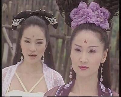 《楚留香传奇》 周芷若,出自《倚天屠龙记》 苏妲己,出自tvb版《封神