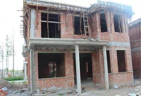 农村二层自建房设计图