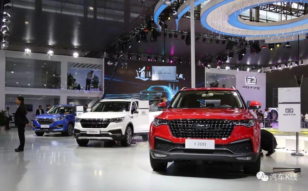市场遇冷众泰汽车升级电动车聚焦网约车市场