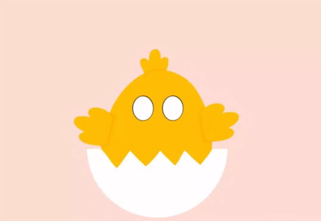 【创意手工】看!超级可爱的破壳小鸡,好玩又好看