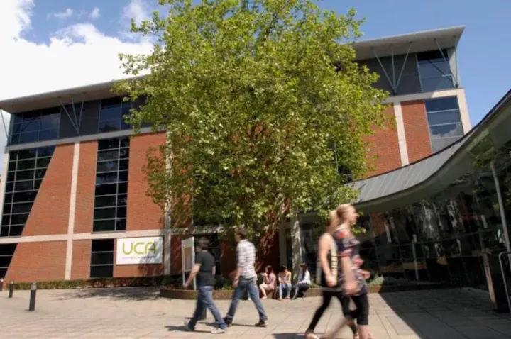 限时招生 | 英国UCA创意艺术大学,在长沙欧上现场面试!