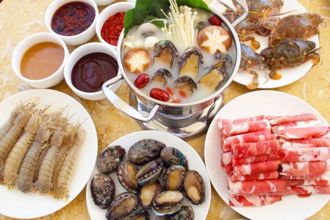 暖心暖胃丨自助海鲜小火锅温暖你的整个冬天!