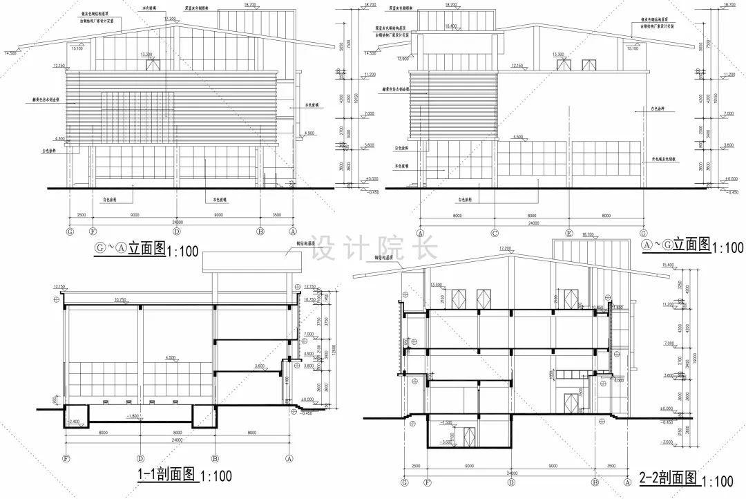 超详施工图带效果图 快来学习一下 卫生间详图 03 住宅小区规划总图片