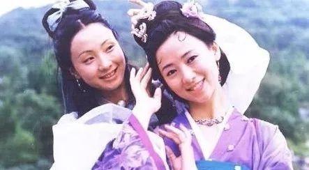 谢娜演的电视剧_18年前的这部经典电视剧美女如云,有谁认出谢娜了?