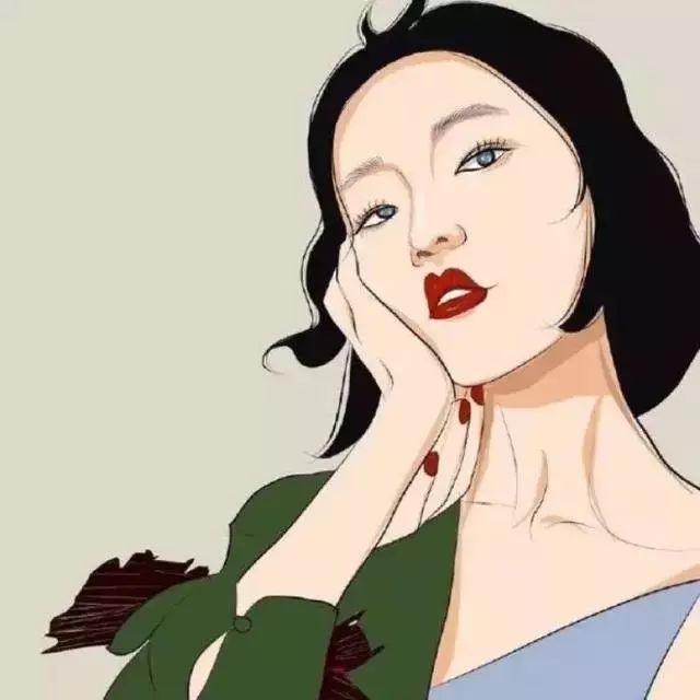 手绘头像|真人照片变手绘,人美画更美!