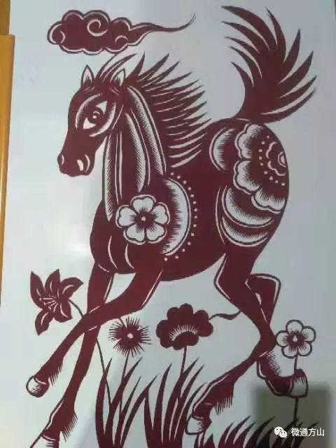 方山人物|剪纸一绝,工艺美术大师宋秀英图片