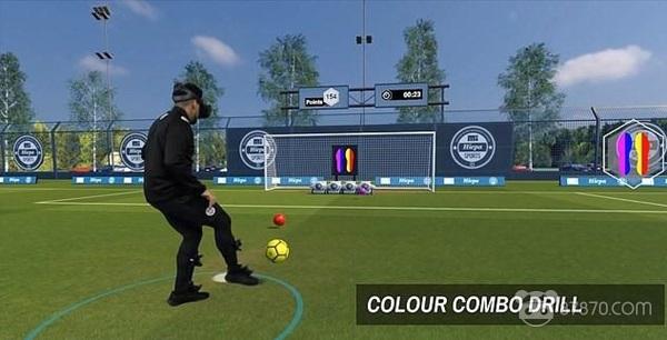 曼城队长成为VR公司顾问,产品可帮助受伤球员恢复