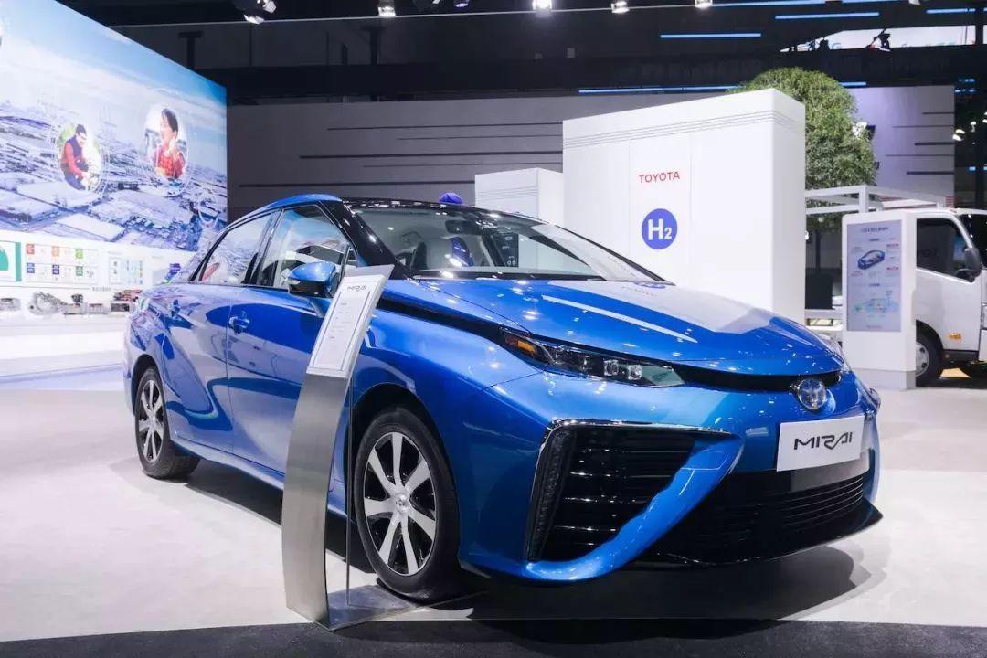 """(量产氢燃料电池汽车""""mirai未来"""")"""