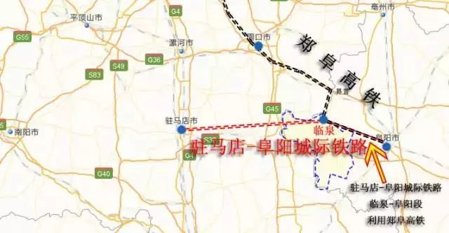 临泉县2019最新规划图