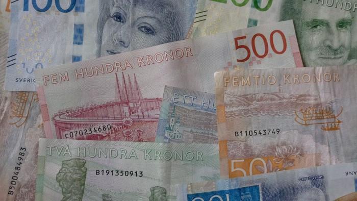 将货币数字化做到极致:现金在瑞典几乎灭绝