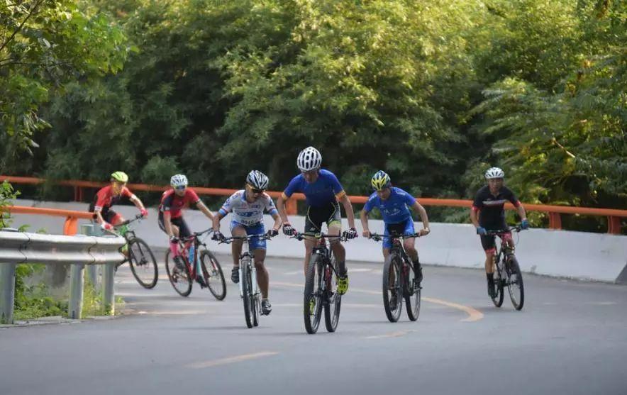 2018收官之战丨12.23第二十九届VAUDE杯中国·秦岭分水岭自行车